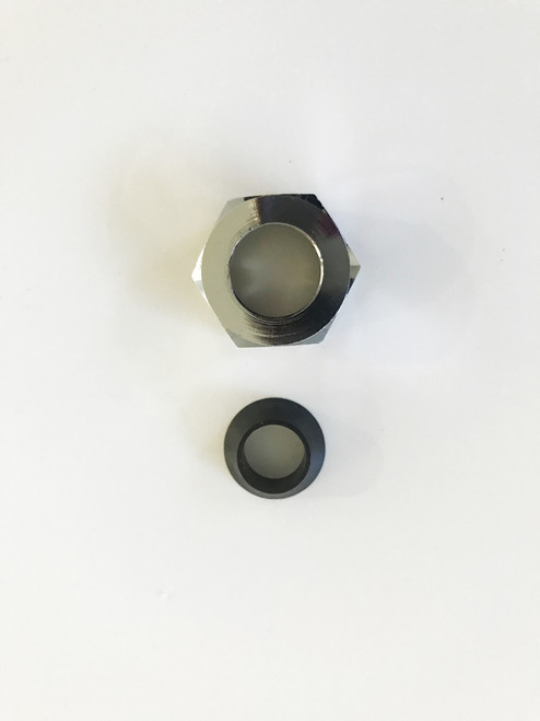 """1/2"""" Supply Nut and Washer"""