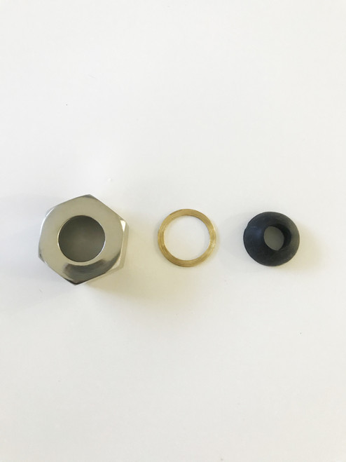 "3/4"" Supply Nut & Washer"