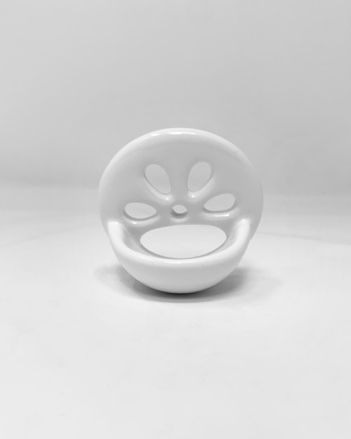 Porcelain Overflow Plate