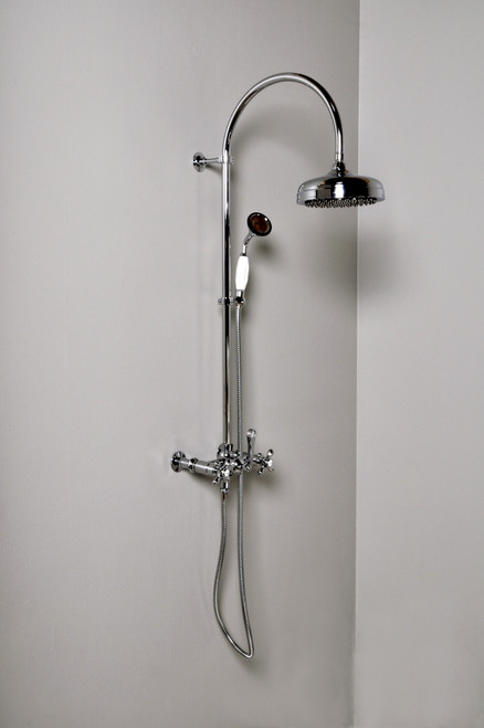 P1092 Exposed Shower Set with Handheld Shower