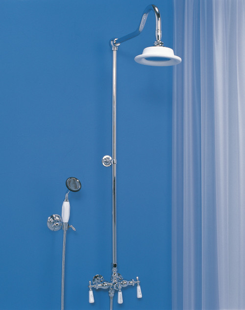 P0713 Shower Set with Handheld Shower