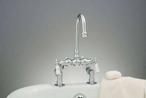 P0712 Deck Mount Faucet with Variable Centers