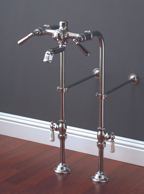 P1139 Faucet and Freestanding Supply Lines Kit