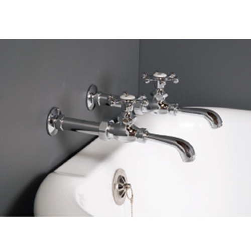 P0916 Wall Mount Faucet Singles