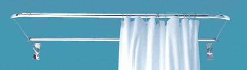 """P0093 """"D"""" Shape Shower Surround"""