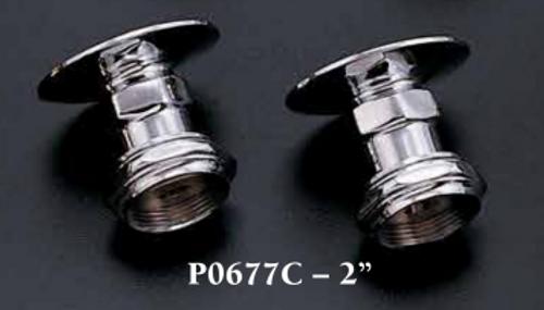 "P0677 2"" Coupler Pair"