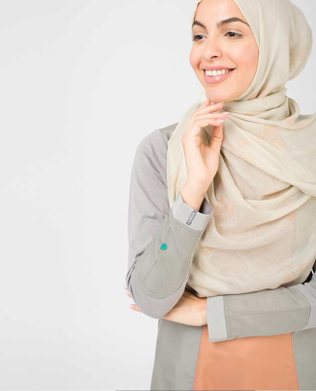 Whisper Pink Hijab