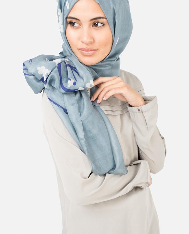Dear Daisy Silk Hijab