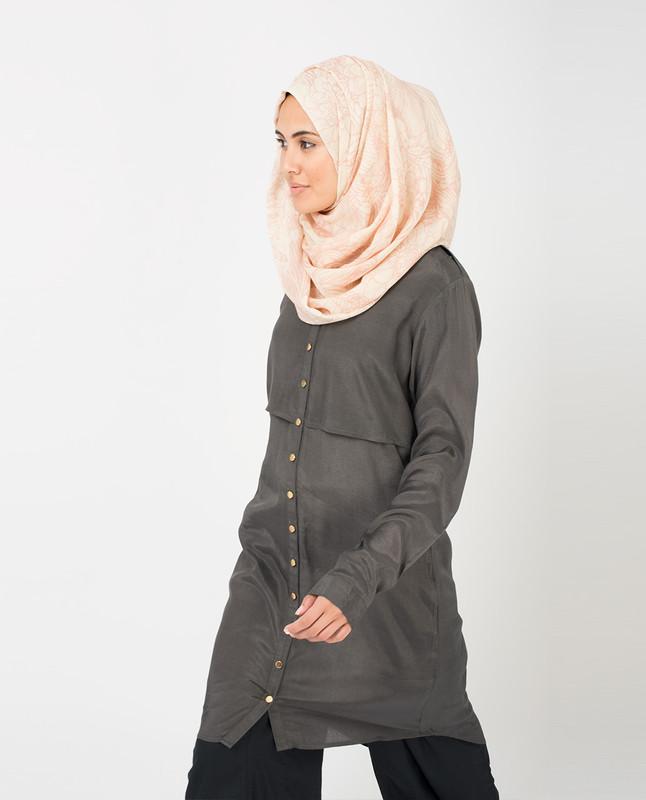 Princess Peach Hijab