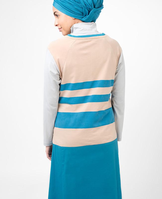Drawstring Jilbab