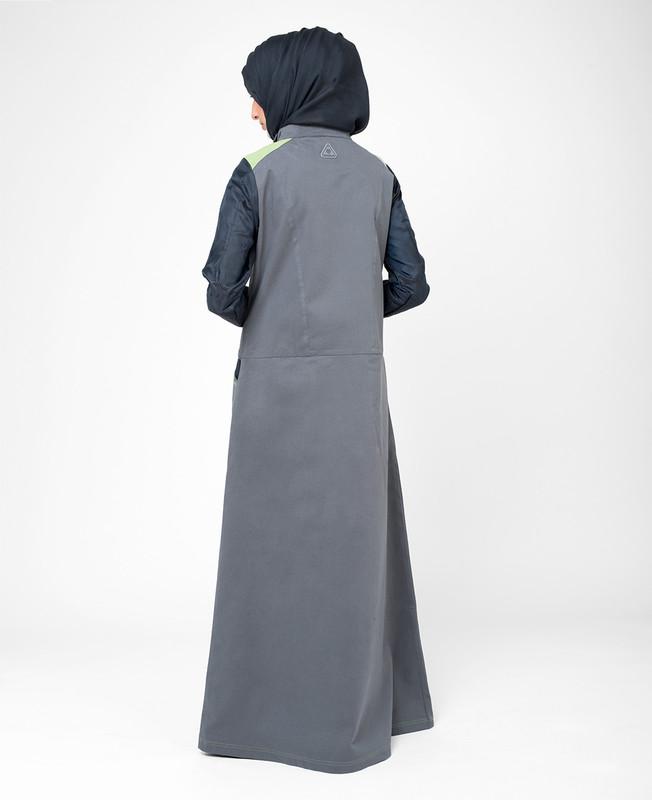 Playful Pocket Jilbab