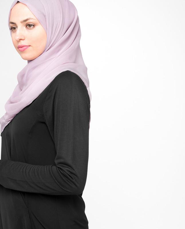 Zephyr Pink PolyChiffon Hijab