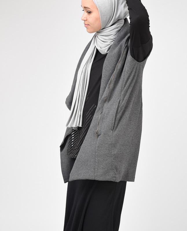 Wrap Front Jacket