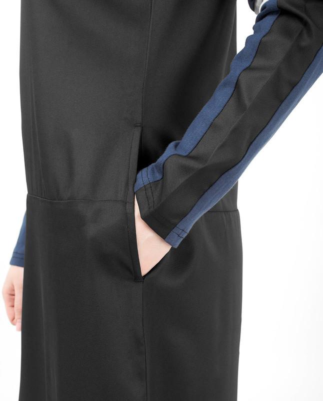 Subtle Curve Jilbab