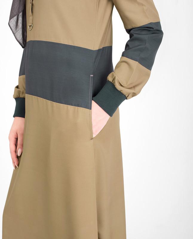 Comfort fit summer jilbab abaya
