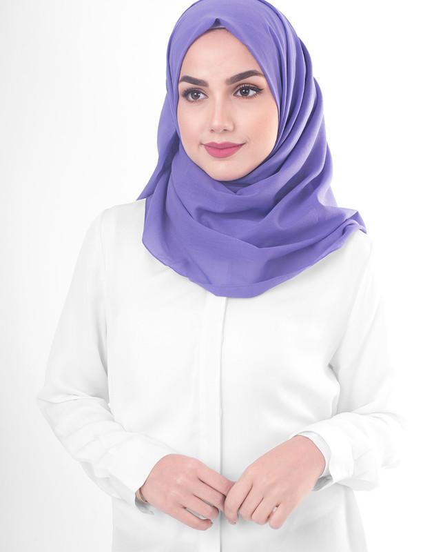 Summer style hijab scarf