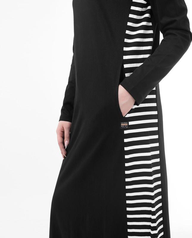 Black beauty abaya jilbab