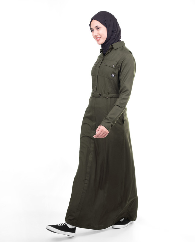 Summer Autumn abaya jilbab