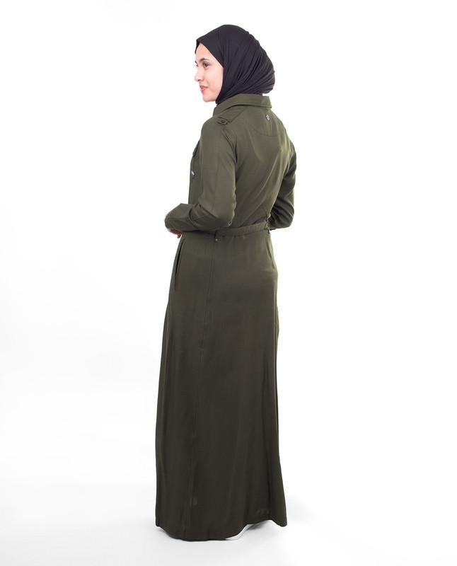 Modest abaya jilbab