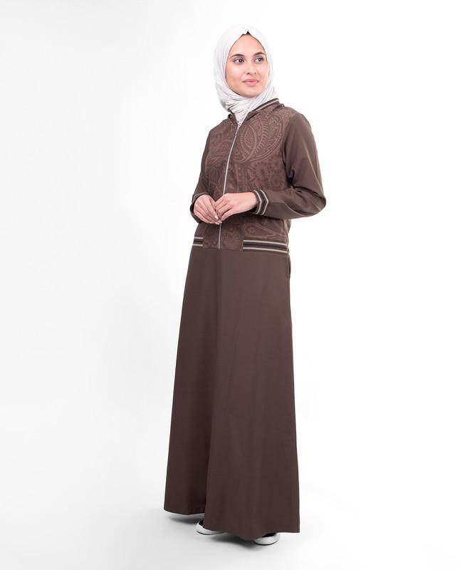 Comfort fit abaya jilbab