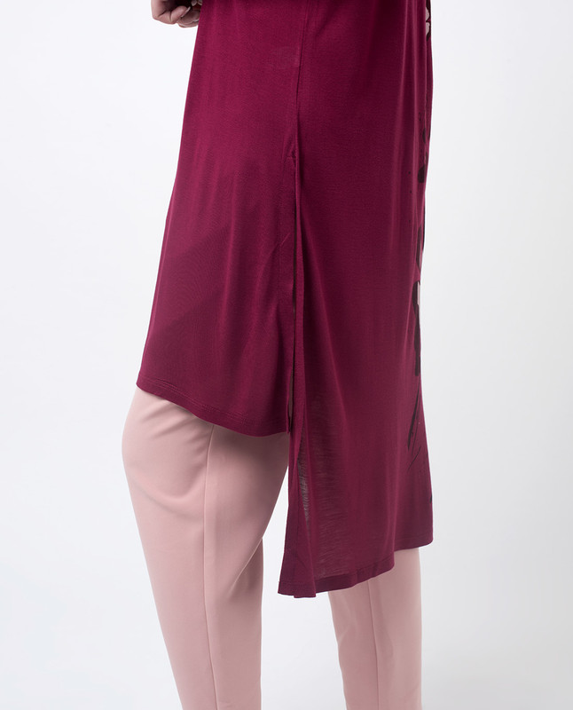 Longer Back Top Tunic