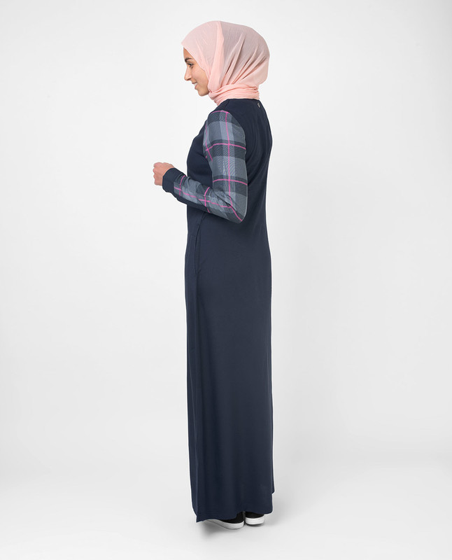 Modest Casual sporty abaya jilbab