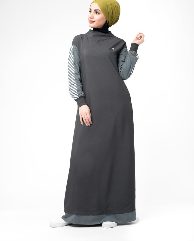 Light Abaya jilbab