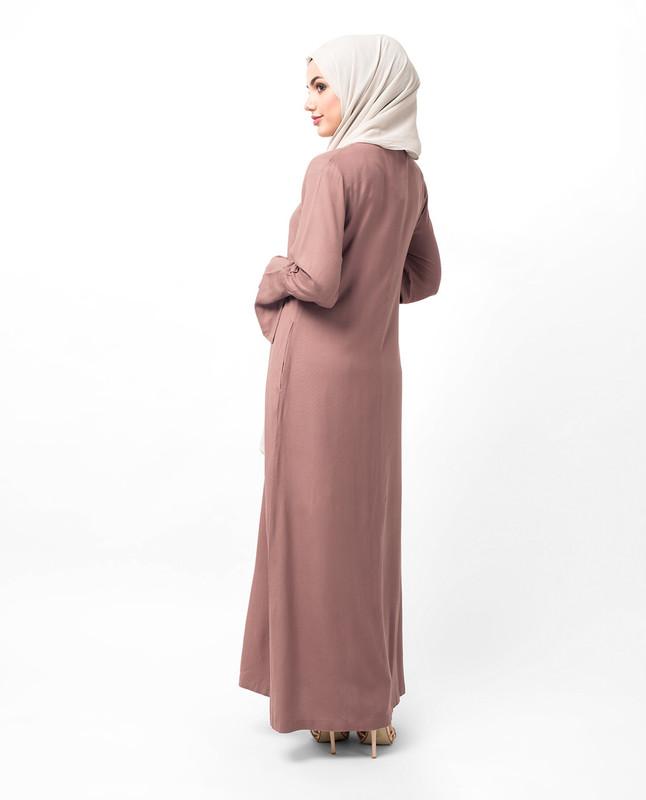 elegant abaya jilbab