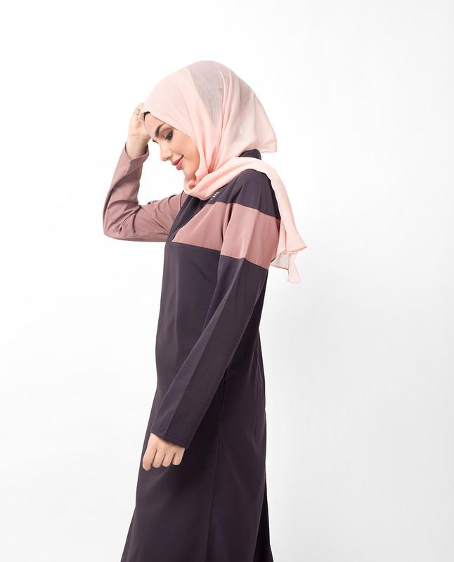 jilbab abaya sporty style