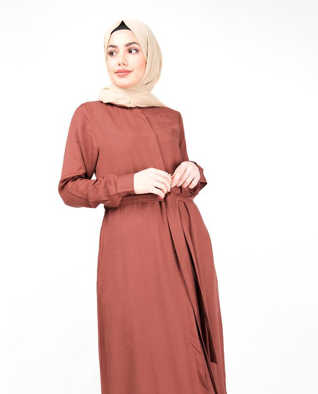 Chutney High Low Shirt Dress