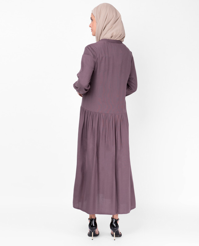 Sparrow Gathered Midi