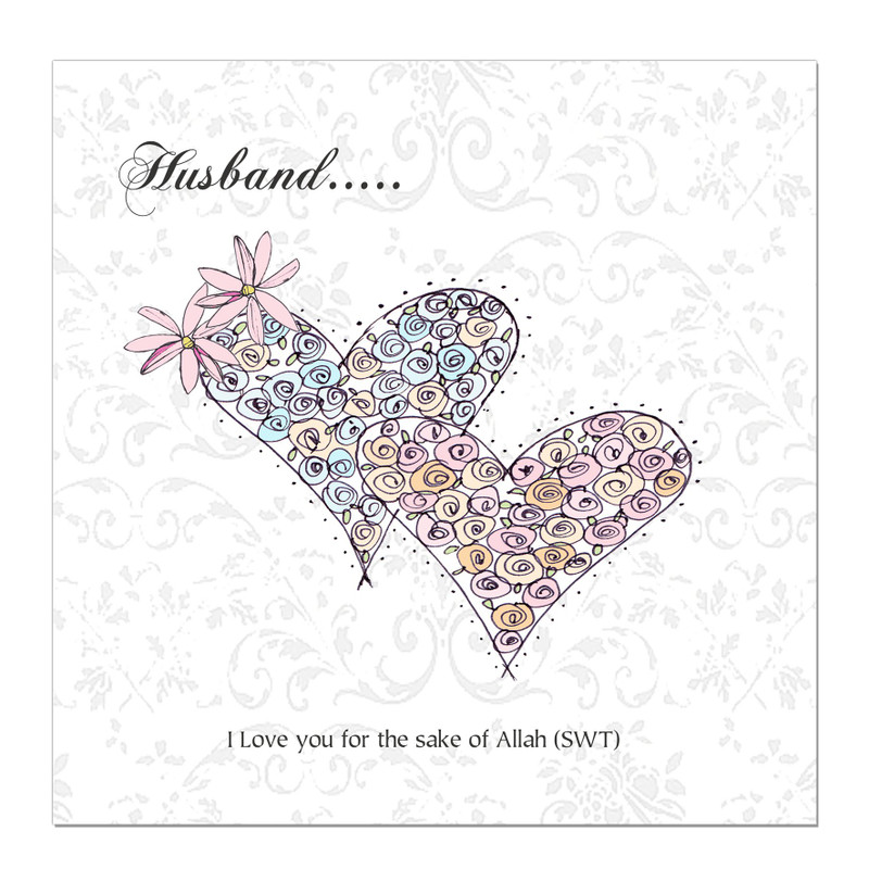 CD27 - 2 Hearts - Husband...