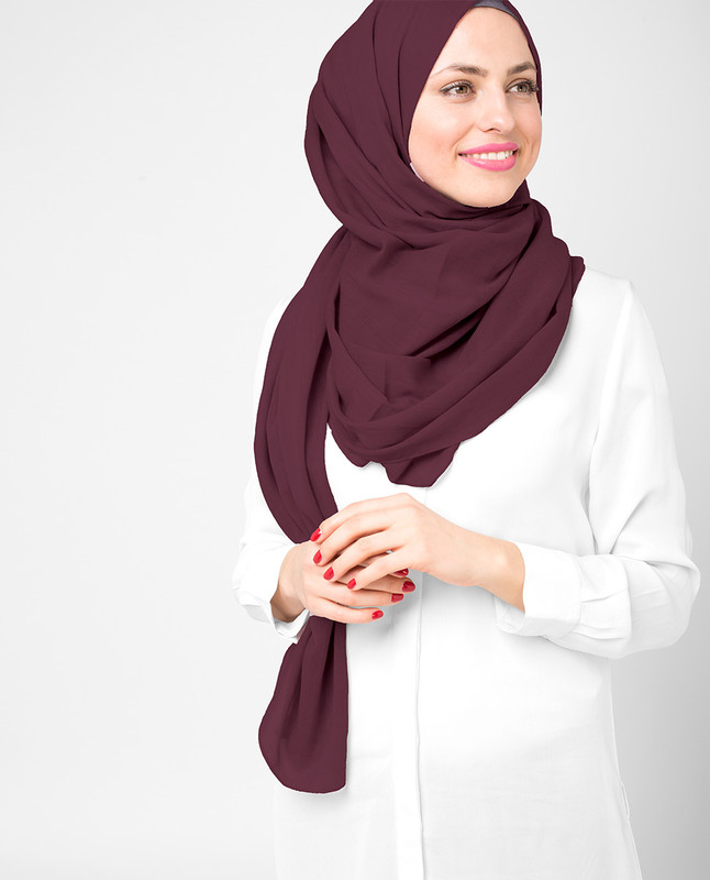 Rumba Cotton Voile Scarf