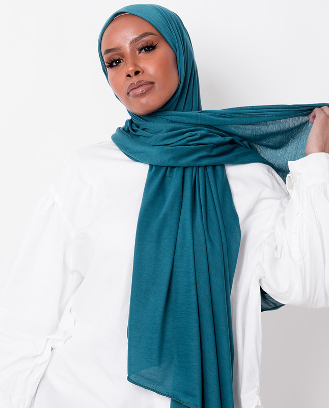 Biscay Bay Viscose Jersey Scarf
