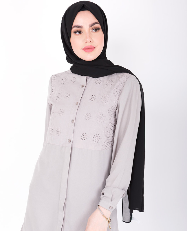 Shifley Dove Shirt Dress