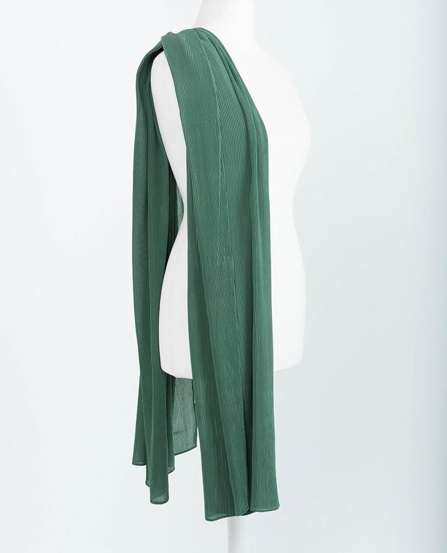 Greenbriar Premium Pleated Chiffon Hijab