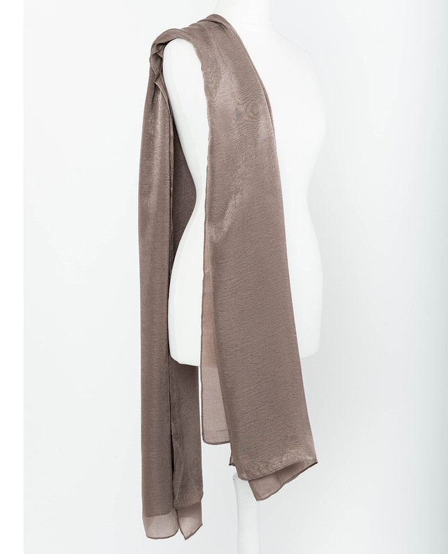 Affogat Premium Crushed Velvet Silk Maxi Hijab