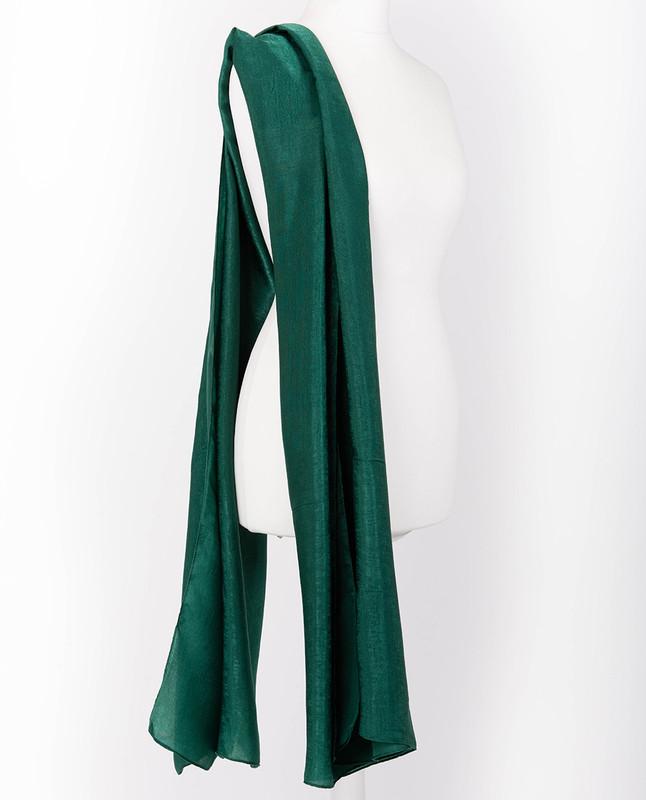 Parasailing Premium Crushed Velvet Silk Maxi Hijab