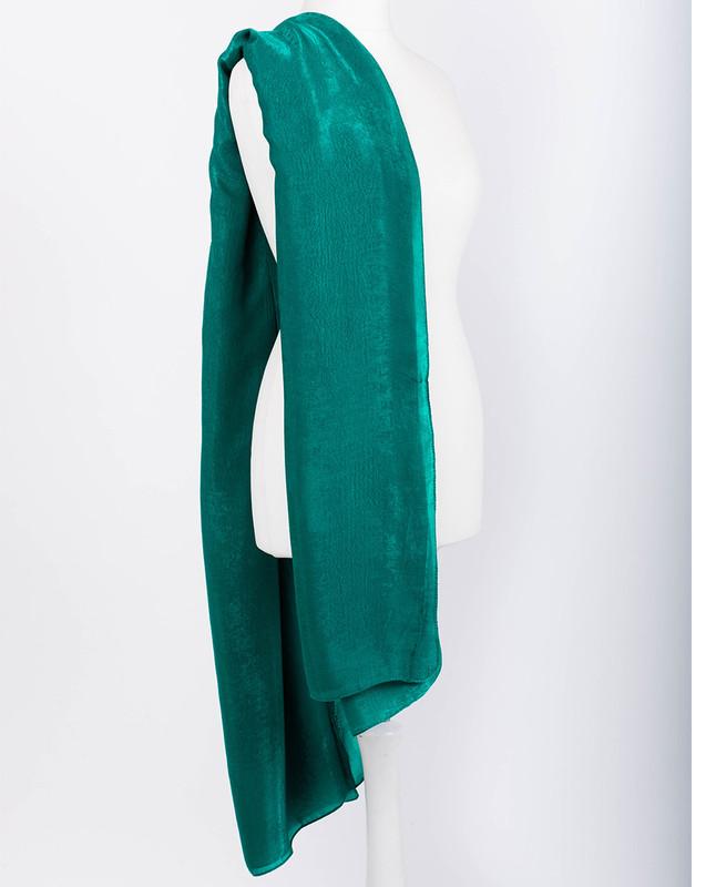 Tidepool Premium Crushed Velvet Silk Maxi Hijab
