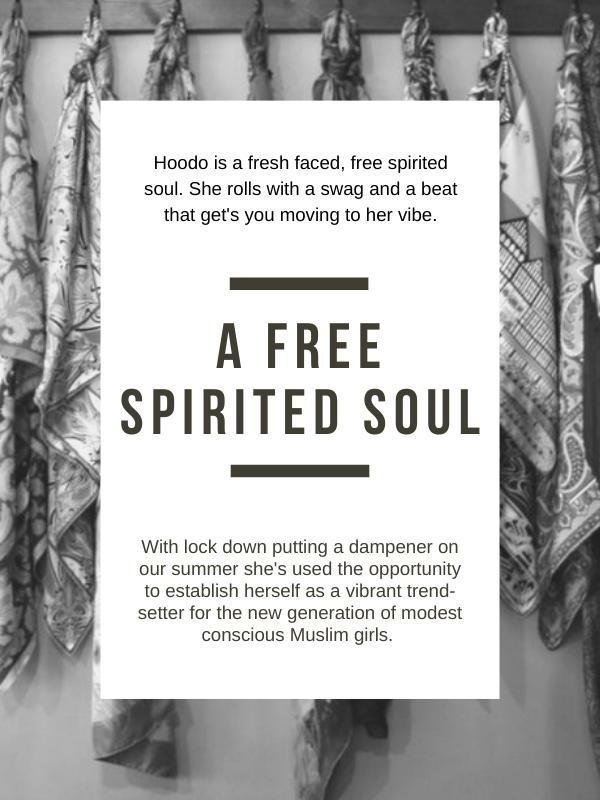 Print Hijab