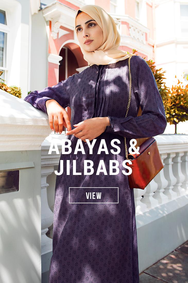 Abayas & Jilbabs