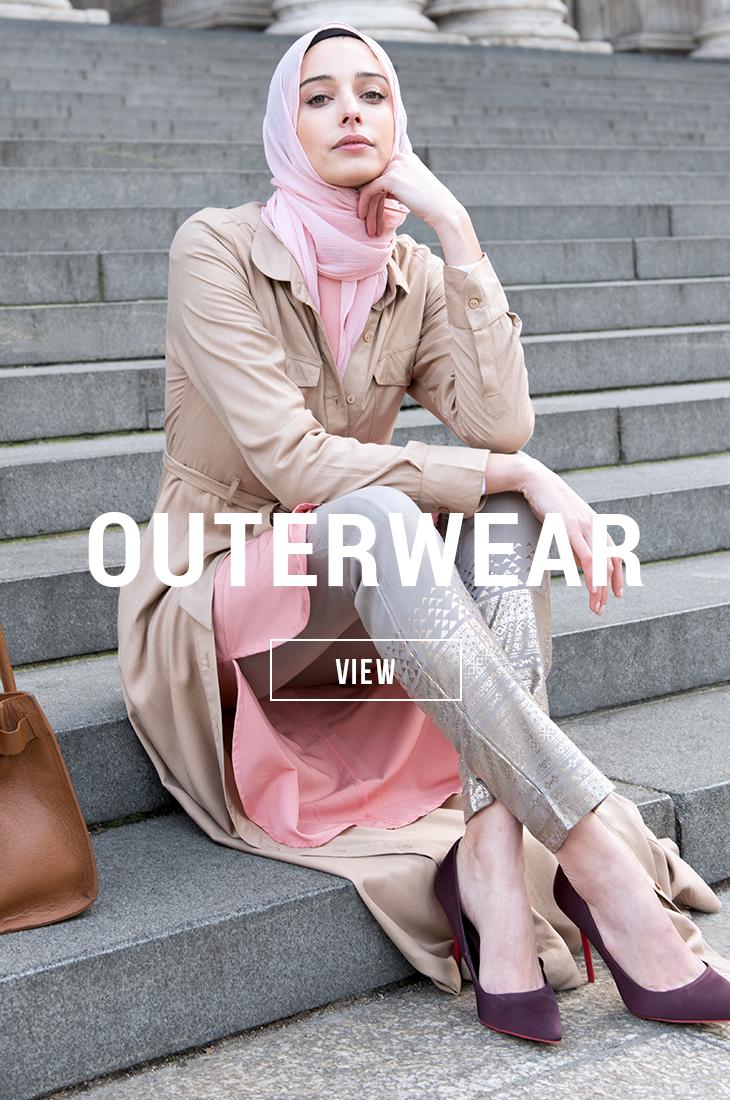 Kimonos & Outerwear