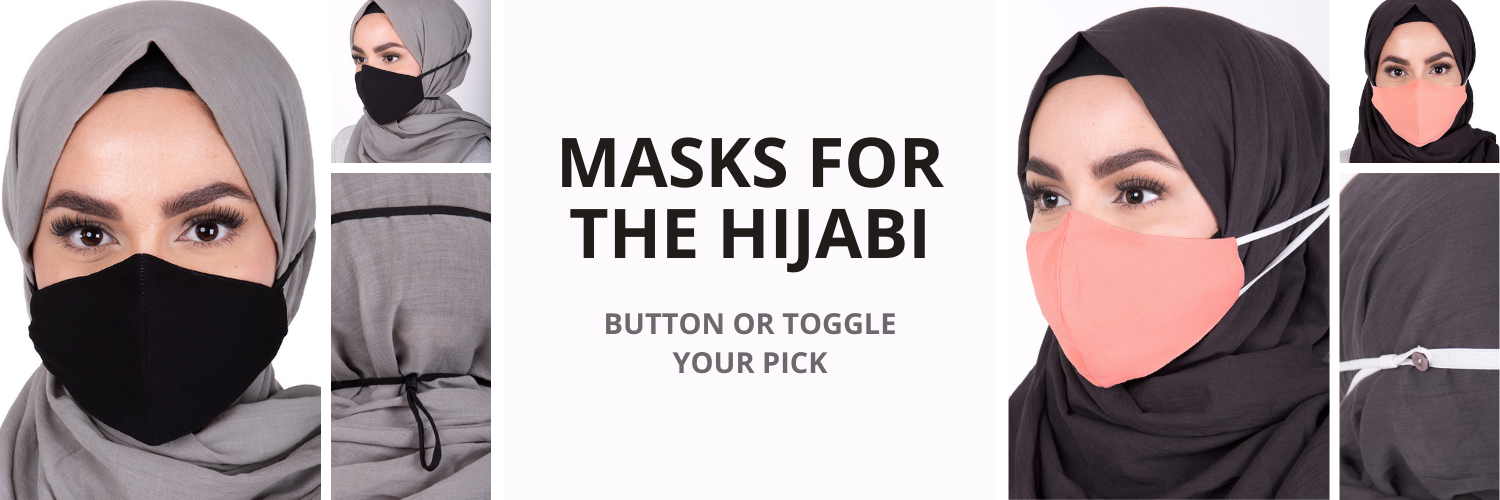 Hijab Friendly Masks