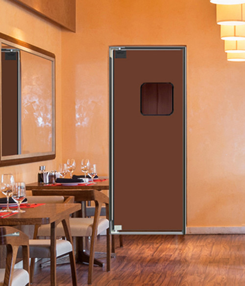 Wood Free Swinging Doors
