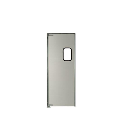 """Aluminum Swinging Door: Single Panel, Left Side Hinge, 36"""" x 84"""""""
