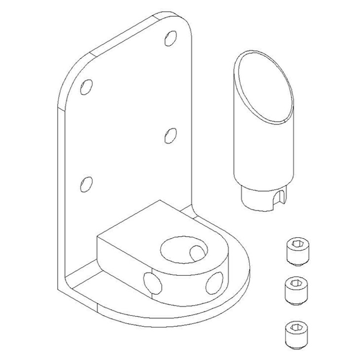Lower Hardware Assembly Kit