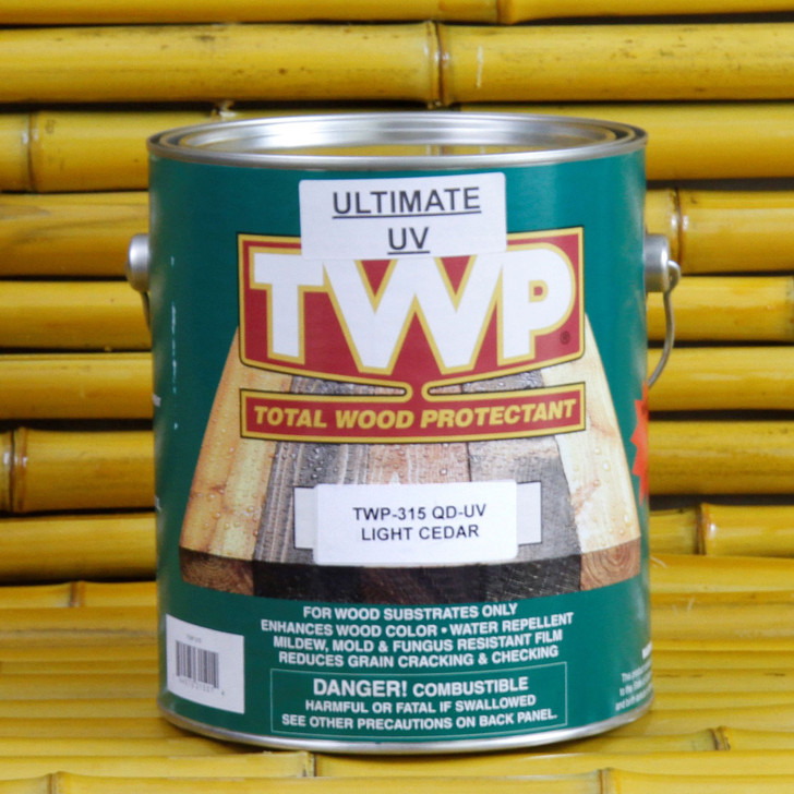 Total Wood Protectant (TWP) - Light Cedar - 250 UV