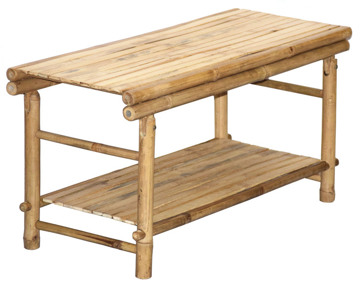 Low Bamboo Table