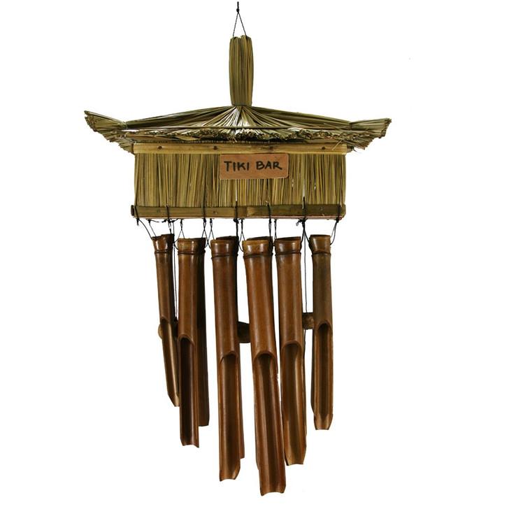 The Big Hut Tiki Wind Chime