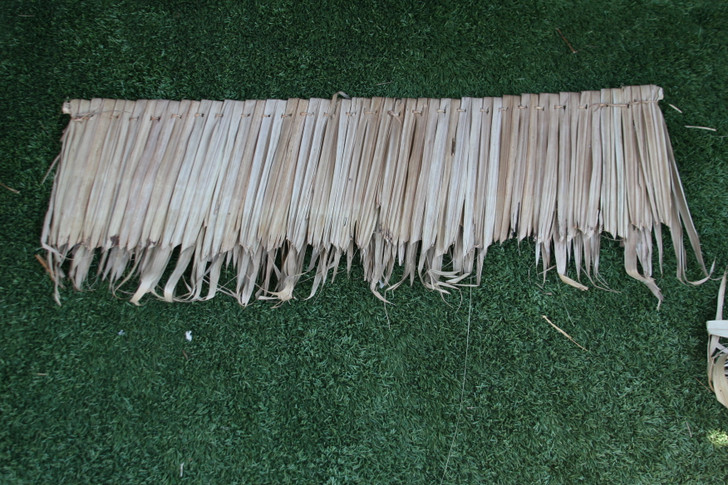 "NIPA Palm Thatch Panel 12""W x 48""L (6 Pack)"